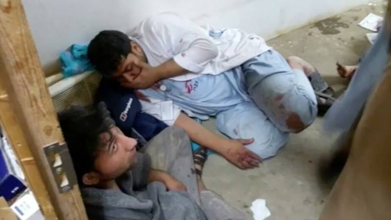 Death toll rises from air strike on Afghan hospital