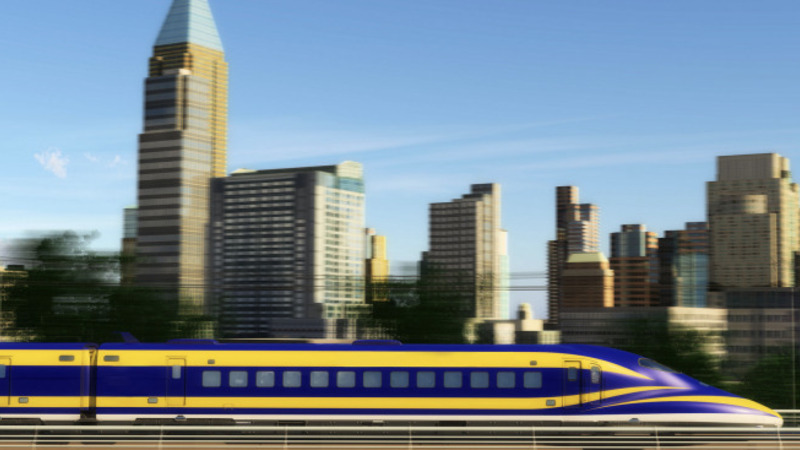 California high-speed rail gains steam