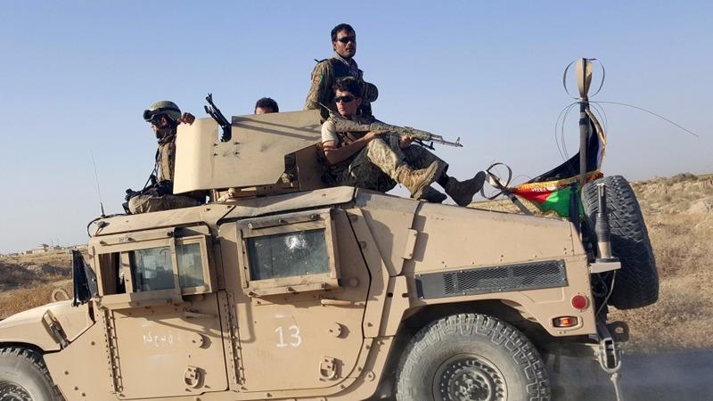 Afghan forces retake Kunduz city center