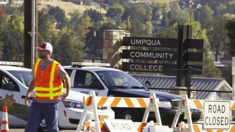 Despite gun-free zone, guns on Oregon campus