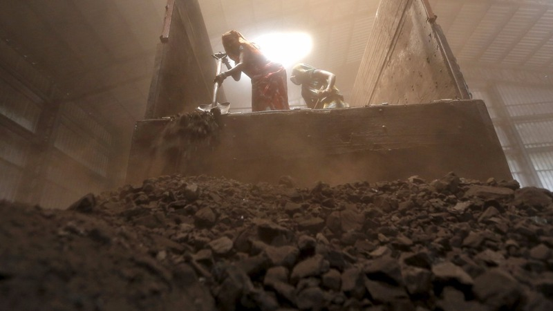 India aims for Asia's largest coal mine