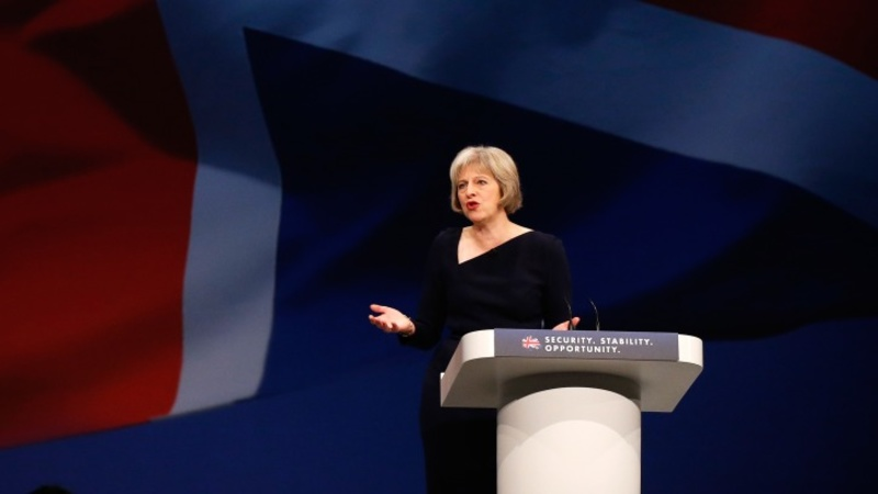VERBATIM: Theresa May warns UK on immigration
