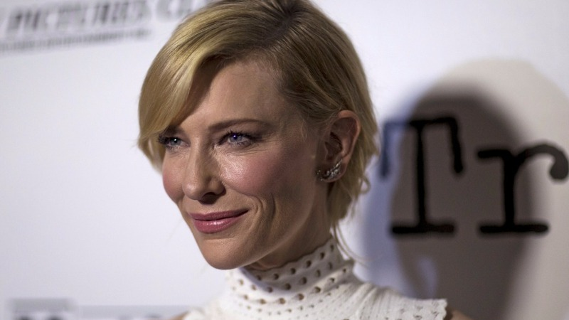 Blanchett finds 'Truth' and relevance in role