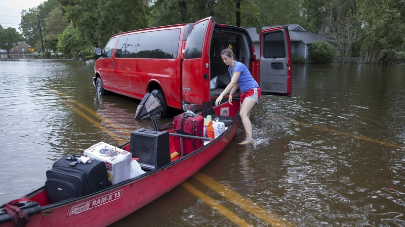 South Carolina recovering from historic floods