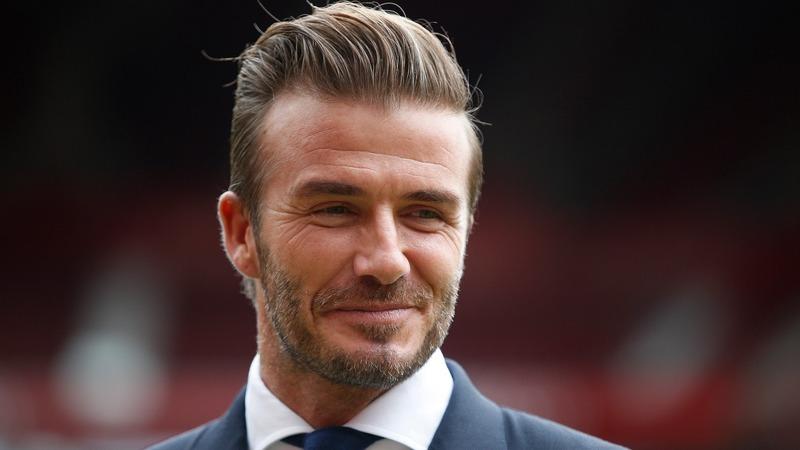 VERBATIM: Beckham on UNICEF charity match