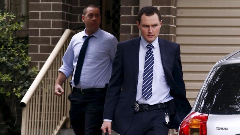 Four arrested in Sydney terror raids