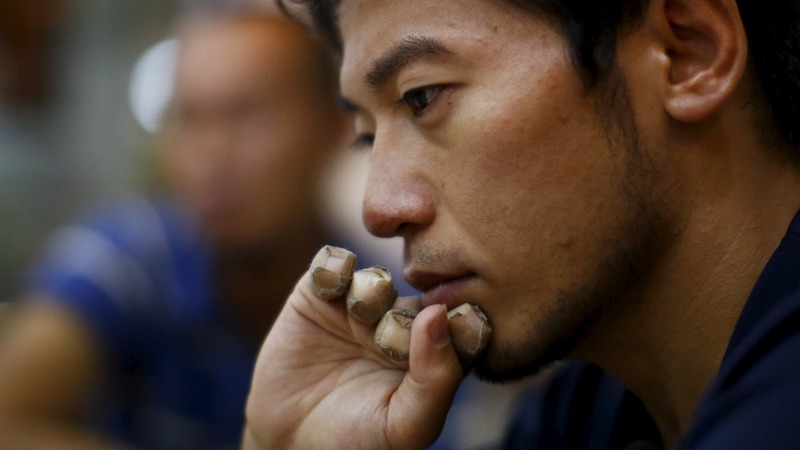 Japanese climber close to Everest peak