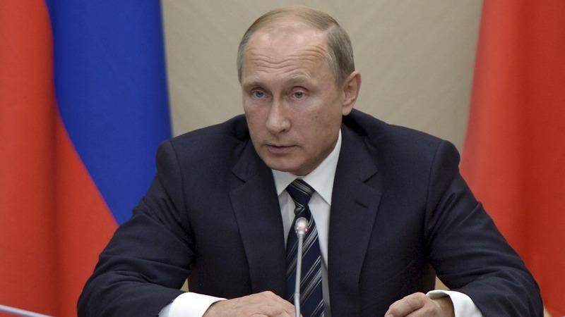 Ice hockey and intrigue: Putin turns 63