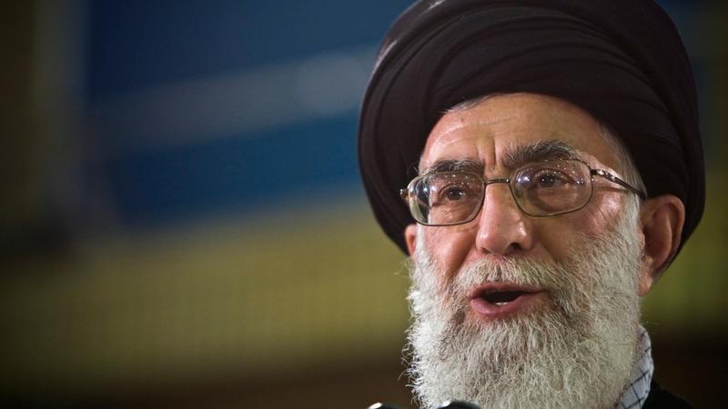 Ayatollah bans Iran/U.S. negotiations