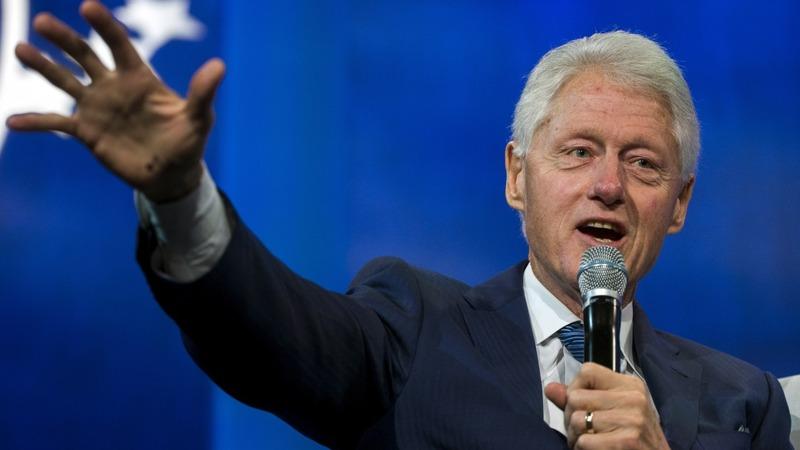 VERBATIM: Bill Clinton on Trump's strategy
