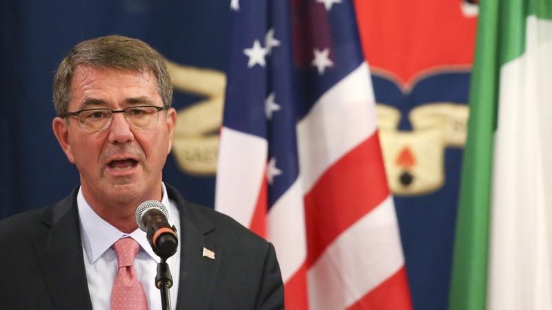VERBATIM: Carter says U.S and Russia at odds