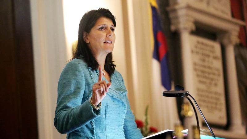 VERBATIM: SC gov. on state's 'love story'