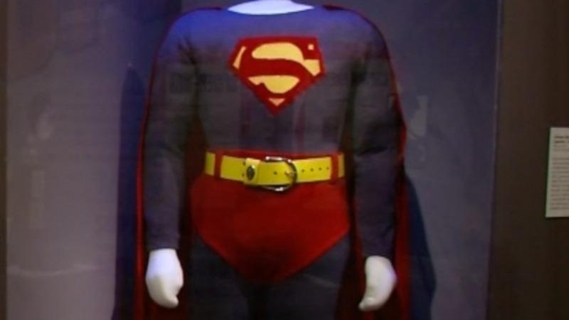 Gotham's superheroes celebrated in exhibit