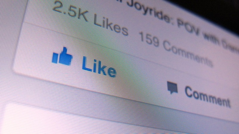 Facebook adds emotion to 'Like' button