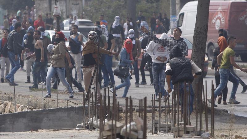 Israeli-Palestinian violence intensifies