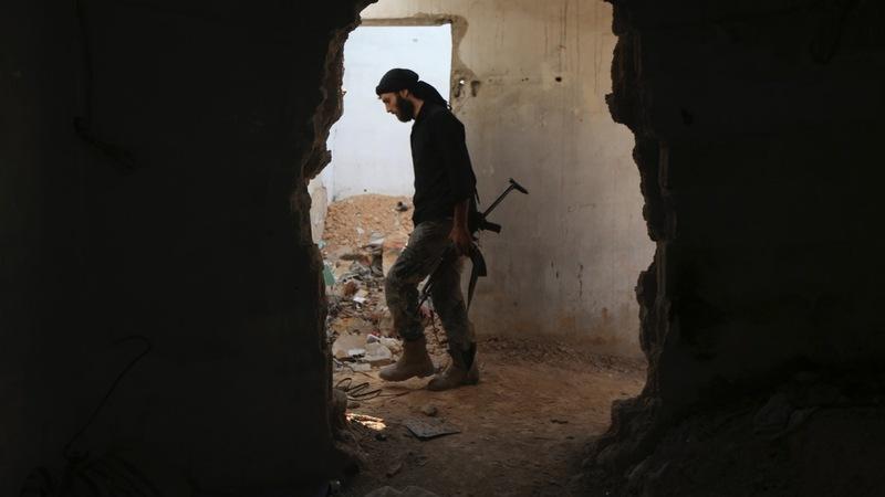 U.S. scraps Syrian rebel strategy