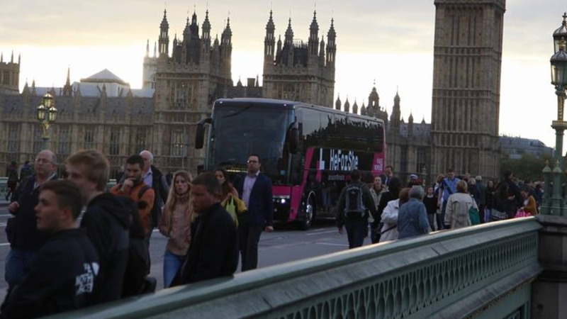 #HeforShe campaign tours the UK on a bus