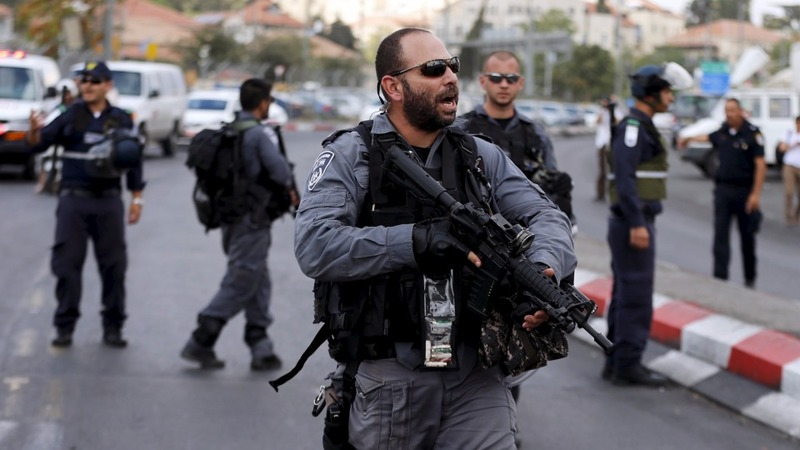 Two dead as violence rages in Jerusalem