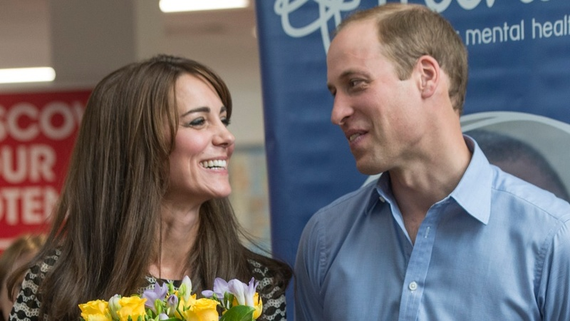 UK royals show support on Mental Health Day