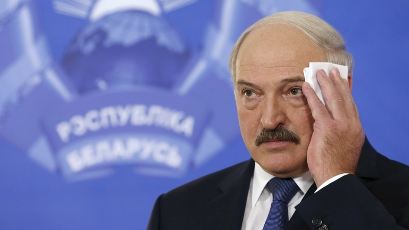 Belarus leader votes in presidential elections