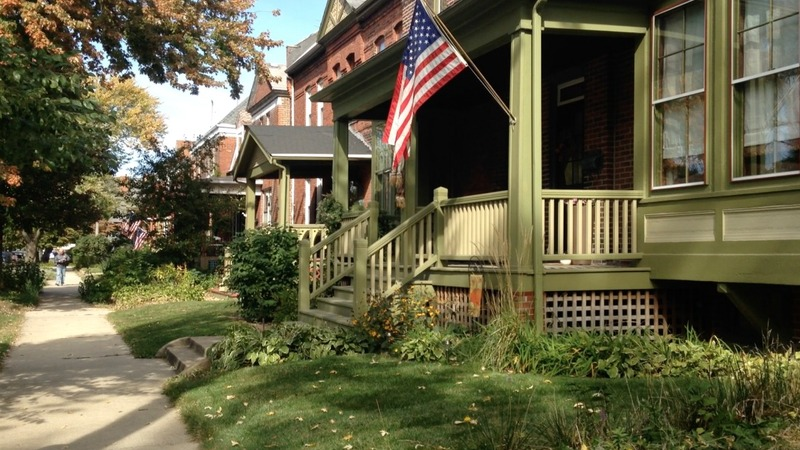 Inside Chicago's historic Pullman District homes