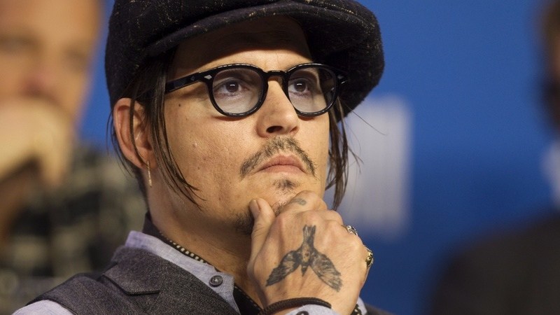 VERBATIM: Johnny Depp 'can't control himself'