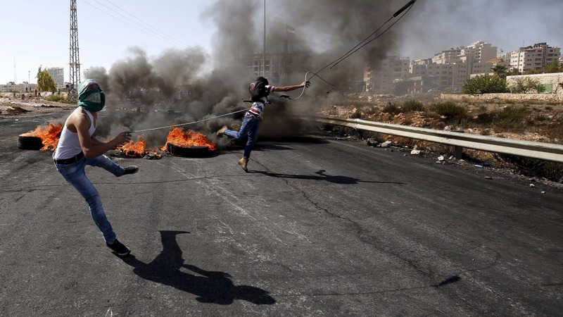 Fear of new Palestinian uprising