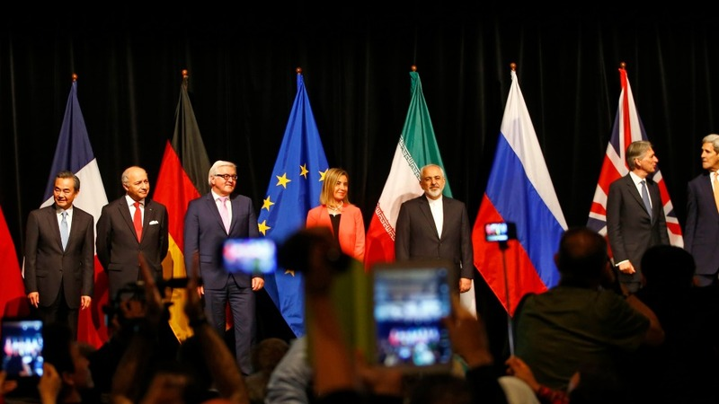 Iranian lawmakers pass nuclear deal