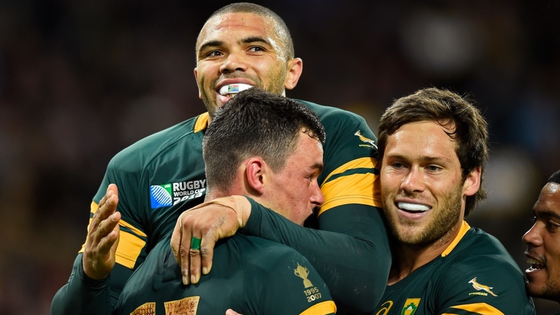 VERBATIM: South Africa heading to Wales clash