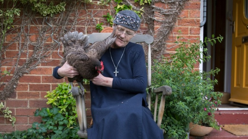 IN PICTURES: The hermit nun who tweets