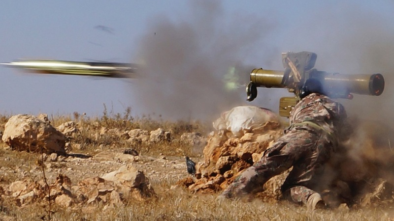 U.S. airdrops weapons to rebels in Syria