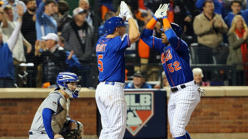 Mets seize 2-1 series lead over Dodgers