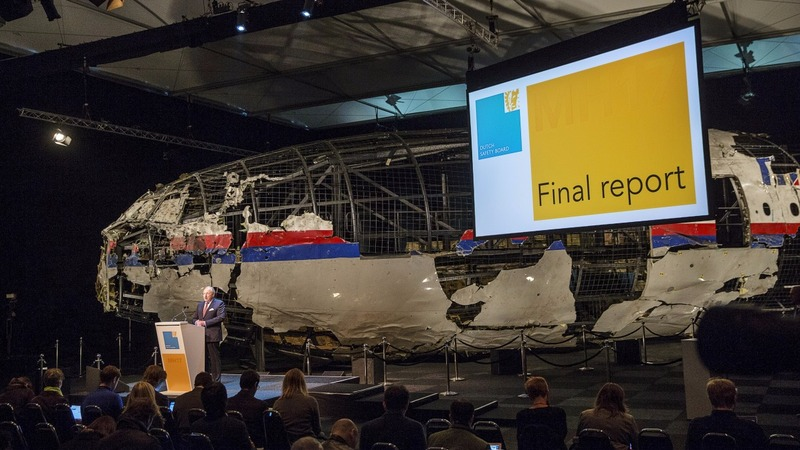 MH17 shot down by Russian missile: report