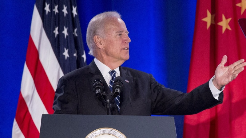 Half of Democrats want Biden in the race: poll