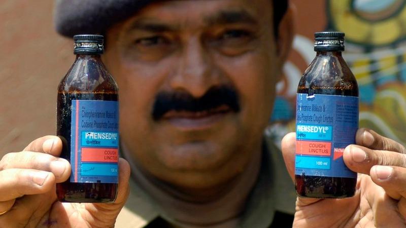 Bangladesh battles cough syrup addiction