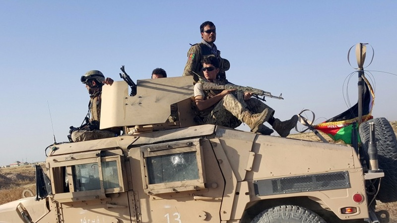 Taliban pulls back from Kunduz assault