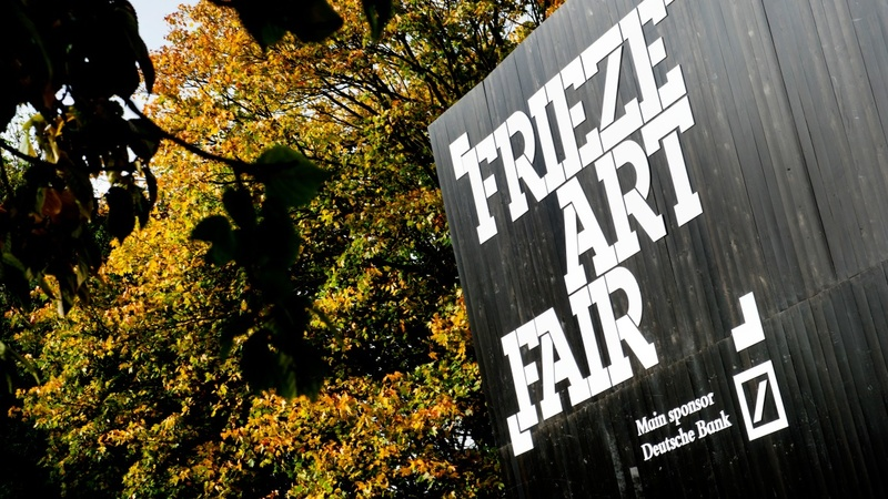 Frieze Art Fair looks to shock and to sell