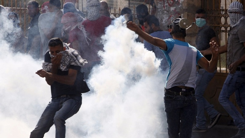 East Jerusalem closed off to quell violence