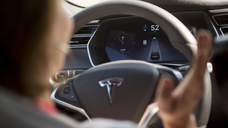 Tesla hands-free cars drive closer to reality