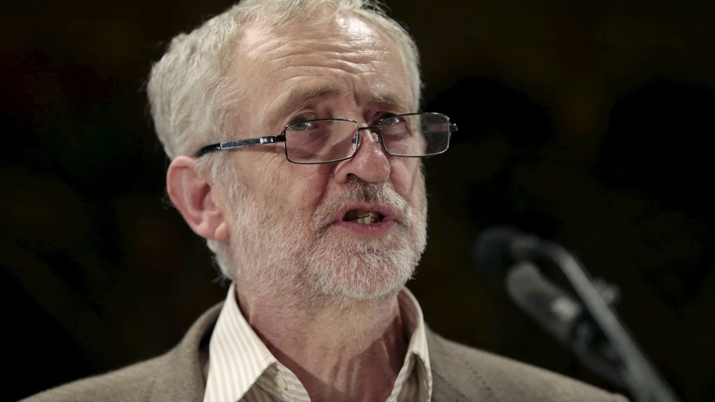 Corbyn suffers first parliament rebellion