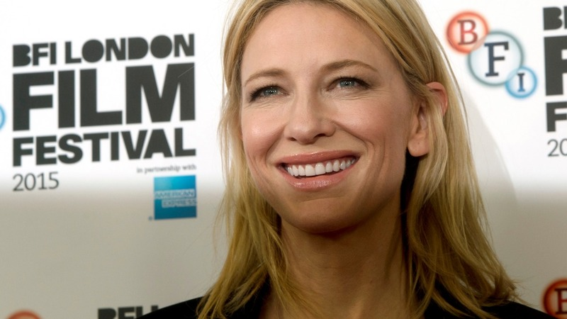 Cate Blanchett steals the spotlight at the BFI