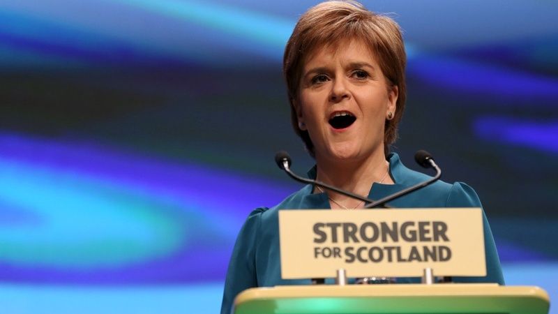 VERBATIM: Sturgeon attacks 'divided' Labour