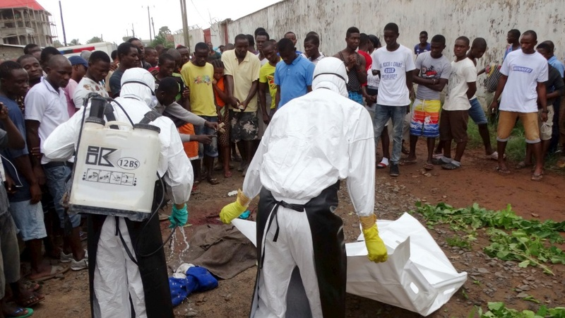 New study raises Ebola spectre