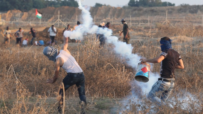 Young Palestinians driving latest violence