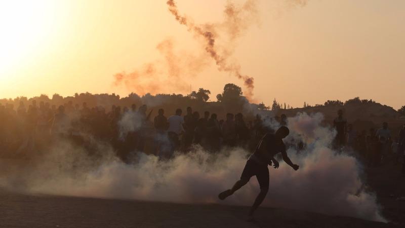 Israel-Palestinian violence flares in West Bank