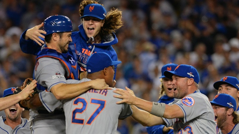 Mets shake off Madoff sting in NLCS run