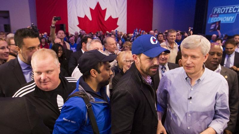 Canada's election showcases bizarre antics