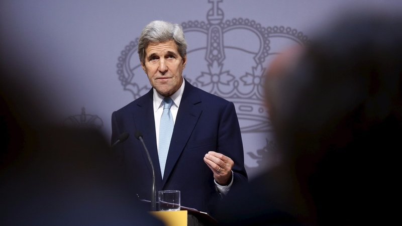VERBATIM: Kerry calls to end Mideast violence