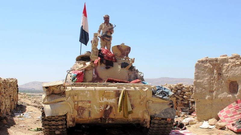 An inside look at the war in Yemen