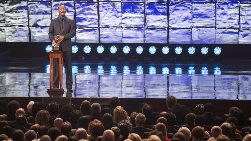 VERBATIM: Eddie Murphy receives prize for humor